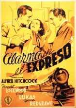Alarma en el expreso (1938)