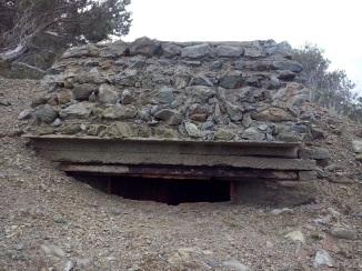 Búnquer Cap de Ras (Llançà-Portbou)