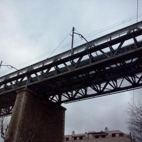 Pont del tren de Colera