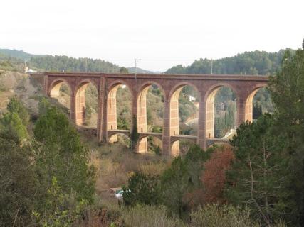 Ruta ST133 Pont Petit (Duesaigües)