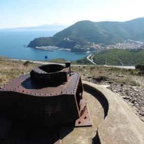 Ruta ST136 Torreta de Panzer