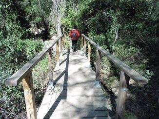 Ruta ST137 Vall del riu Glorieta