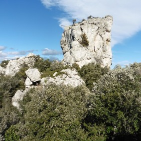 Ruta ST137 Castell Dalmau