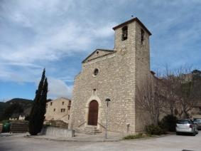 L'Albiol: Sant Miquel