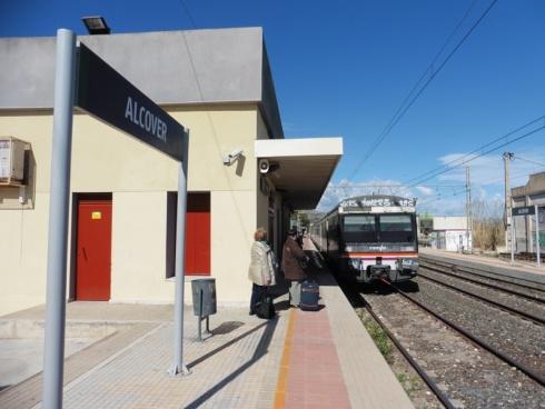 Estació d'Alcover