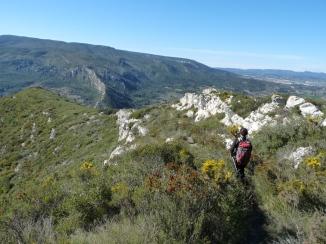 Ruta ST139 Baixant del Puigcabrer