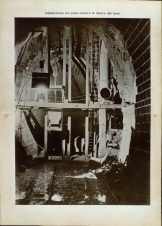 Pou 4. Interior del túnel