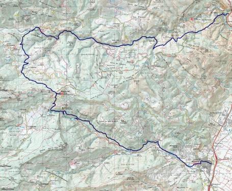 Mapa ruta 141
