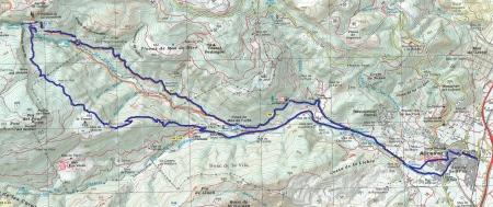 Mapa Alcover circular97