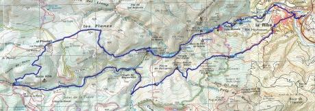 Mapa ruta 143_95