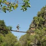 Ponts penjats Camí del Brugent