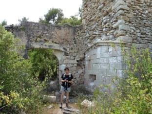 Ermita de les Virtuts (ruïnes)