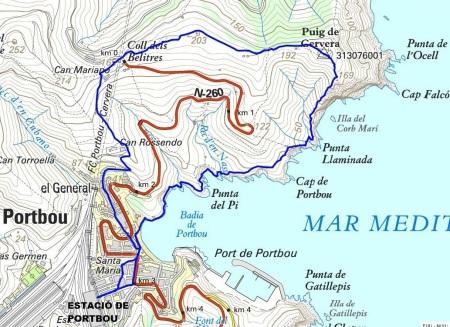 Mapa ICC