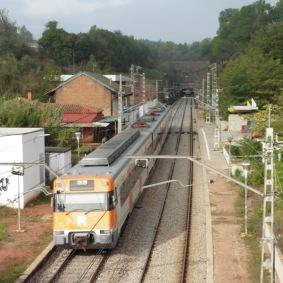 Estació de Vacarrissses-Torreblanca