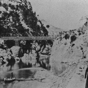 L'antic pont d'Elies Rogent