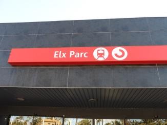 Estació d'Elx Parc