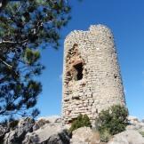 Torre circular del castell