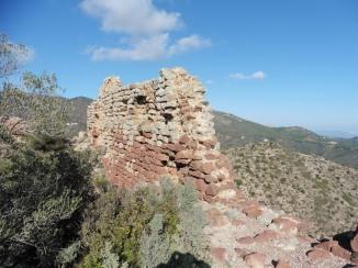 Mur del castell