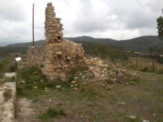 Castell de Castellolí (torre telegrafia?)