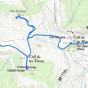 Mapa ICGC