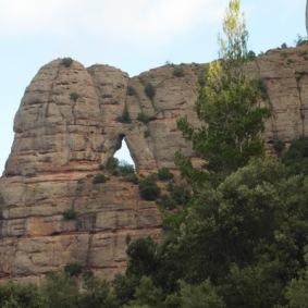 La Cadireta i la Roca Foradada