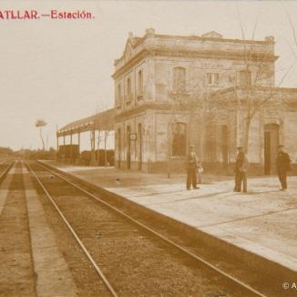 Estació del Catllar