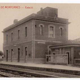 Estació de la Pobla de Montornès