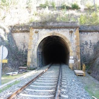 Boca nord túnel de Palau