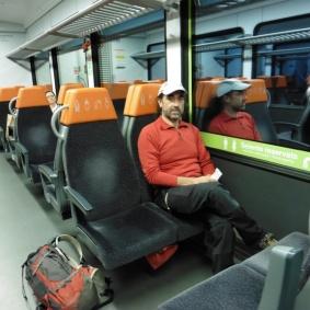 Tren FGC