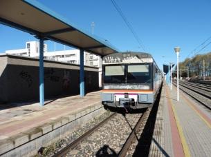 Estació Les Borges Blanques