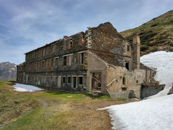 Mines de Pimorent (edifici principal)