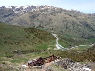 Mines de Pimorent (telefèria)