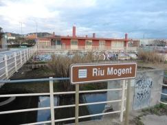 Pont sobre el Mogent (Montornès)
