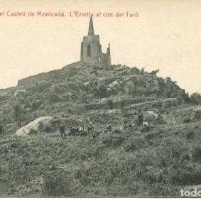 Ermita al cim del Turó