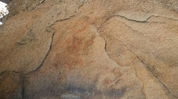 Pedra de les Orenetes (pintura)