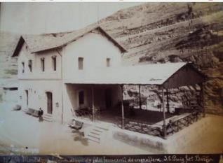 Estació de Monistrol Vila