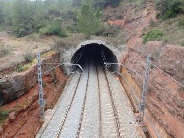 Túnel ferrocarril