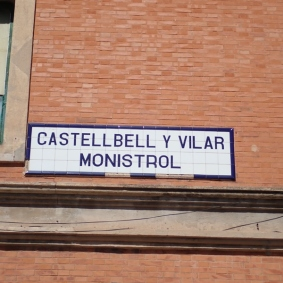 Estació de Castellbell i el Vilar-Monistrol