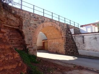 Pont sobre la riera de Marà