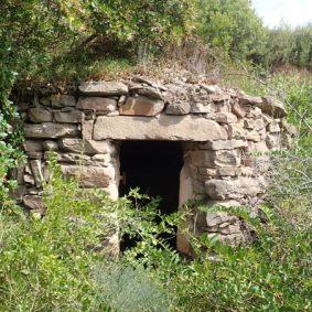 Cabana pedra en sec