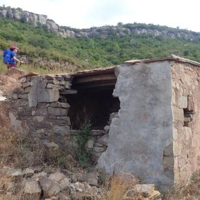 Barraca de la Vinya del Tubau
