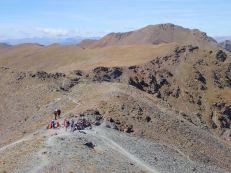 Coll del Noucreus vist des de la Fossa del Gegant