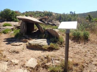 Dolmen de la Talaia