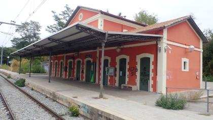 Estació de Sant Quirze de Besora